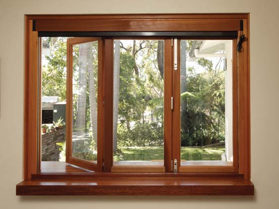 Folding Window Timber Bi Fold Windows Timber Windows Stegbar Windows